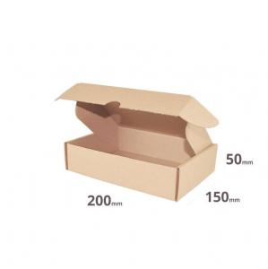 Klappdeckelbox Farbe Braun Faltschachtel Versandschachtel 200x150x50mm oder 20x15x5cm online kaufen Österreich ab 40 Stk.
