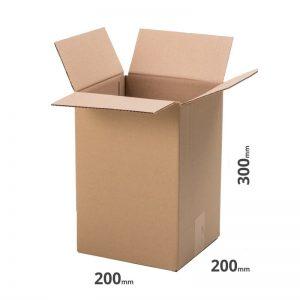 Faltkarton 200x200x300mm 20x20x30cm online kaufen Österreich