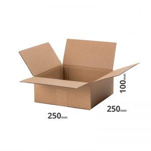 Faltkarton 250x250x100mm 25x25x10cm online kaufen in Österreich