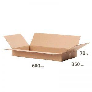 Grauer Karton 600x350x70mm oder 60x35x7cm online günstig bestellen Österreich
