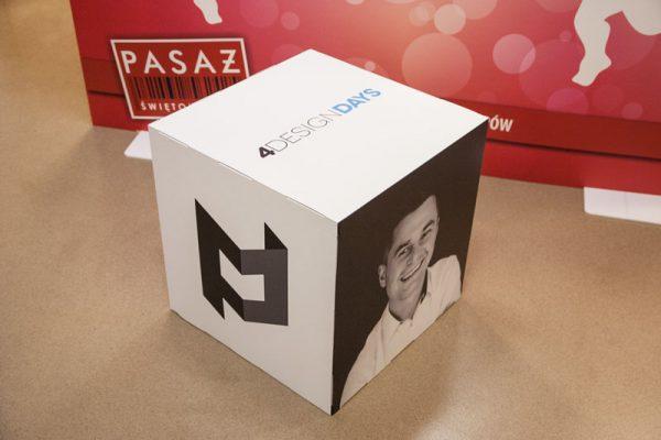 Display Cube aus Pappe bedrucken lassen