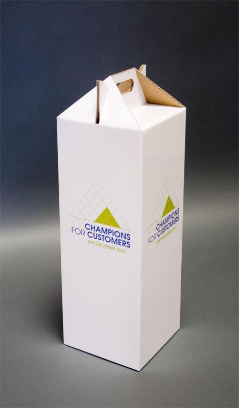 Weinverpackung Flaschenverpackung bedrucken