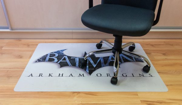 Bodenschutzmatte für Büro bedrucken lassen
